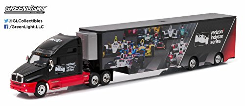 Greenlight 1:64 2016 Kenworth T2000 IndyCar Series Transporter (Indycar Model compare prices)