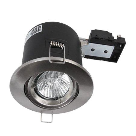 240v-mains-voltage-gu10-tilt-adjustable-fire-resistant-rated-downlight-spotlight-ceiling-includes-50