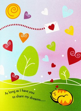 Recordable Greeting Card - Valentine's Love -