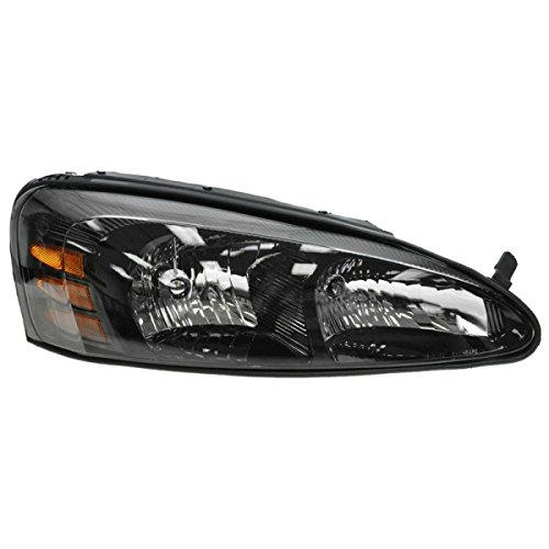 Pontiac Grand Prix Headlight OE Style Replacement Headlamp Passenger Side New (04 Grand Prix Headlight Assembly compare prices)