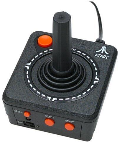 Atari 2600 Classics 10-in-1 TV Games