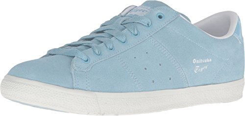 Onitsuka Tiger by Asics Women's Lawnship? Crystal Blue/Crystal Blue Sneaker 7.5 B (M)