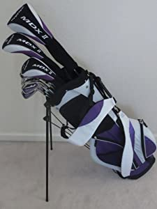 Petite Ladies Complete Golf Clubs Set Custom Made for Ladies 5