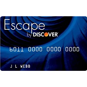 Escape by Discover� Card