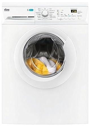 Faure FWF7125PW machine à laver - machines à laver (Autonome, Charge avant, A+++, B, Blanc, LCD)