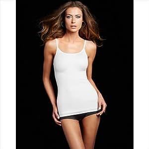Amazon.com: Flexees 3266 Fat Free Dressing Tank Top Size - Medium
