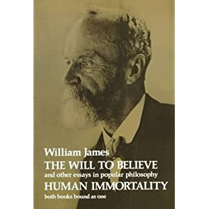 William james the will to believe critical response