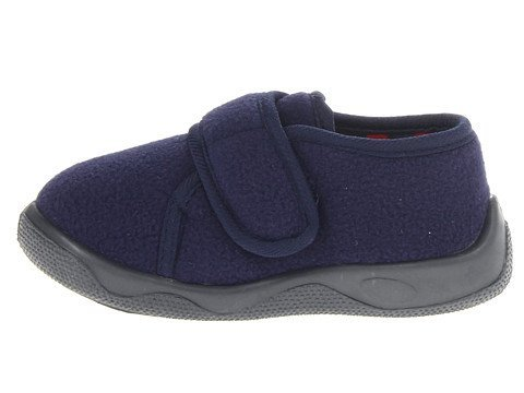 Ragg Boys Jackson Slippers, Navy, 7 M Us Toddler front-692482