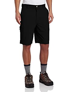Columbia Men's Grander Marlin Offshore Short, 30-Inch, Black