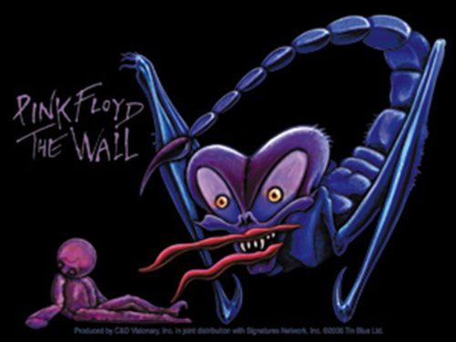 Licenses Products Pink Floyd The Wall Bug Sticker - 1