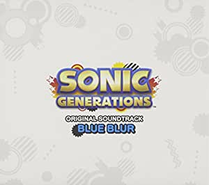 SONIC GENERATIONS Original Soundtrack:Blue Blur