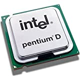 Intel Cpu Pentium D 945 3.4Ghz Fsb800Mhz 2Mbx2 Lga775 Dual Core Tray