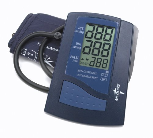 Medline Automatic Digital Blood Pressure Monitor