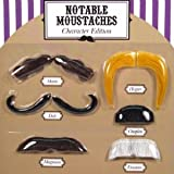 NPW Character Edition Notable Moustache (Pack of 6)