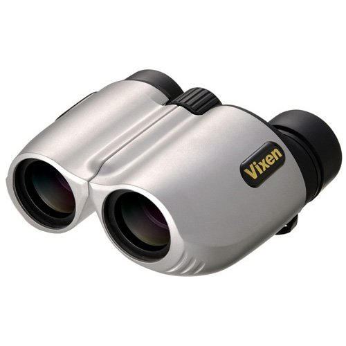 Vixen Vixen 8X25 Compact Arena, Weather Resistant Porro Prism Cf Binocular With 6.3 Deg. Angle Of View.