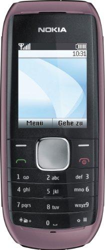 Nokia 1800 Handy (FM-Radio) rot