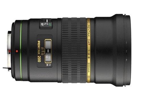 Pentax smc DA 200mm f/2.8 ED (IF) SDM Lens