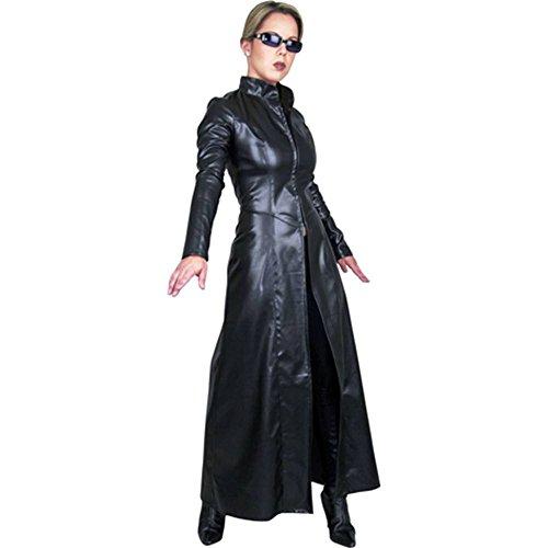 Matrix Trinity Street Fighter Adult Costume (The Matrix Neo Costume)