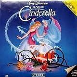 "Cinderella (Black Diamond Edition) 12"" Laserdisc"