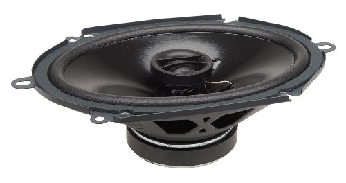 Powerbass S-6802 Powerbass 6 X 8 Inches Coaxial Oem Speakers, Set Of 2