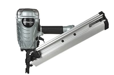 Hitachi 3-1/2-Inch Clipped Head Framing Strip Nailer