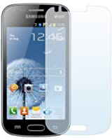 PrimaCase - Pack de 3 - Film de Protection d'écran / écran protecteur pour Samsung Galaxy S Duos S7562