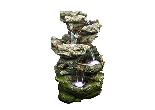 Ubbink Terrassenbrunnen Wasserspiel Norfolk