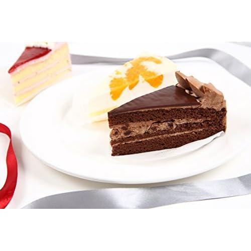 【平日15時までのご注文で即日発送(土日祝日除く)】クリスマスケーキ 誕生日 バースデーケーキ 12種バラエティケーキ 7号 直径21.0cm (約6~12名) ※キャンドル6本付※