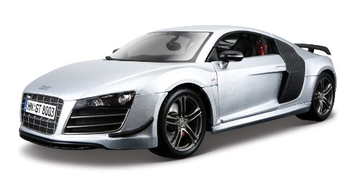 Maisto Audi R8 Gt (Colors May Vary) front-1006436
