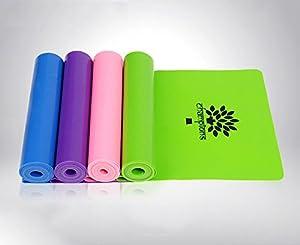 Modovo 4PCS Different Color Yoga Fitness Slimming Stretch Strap 59