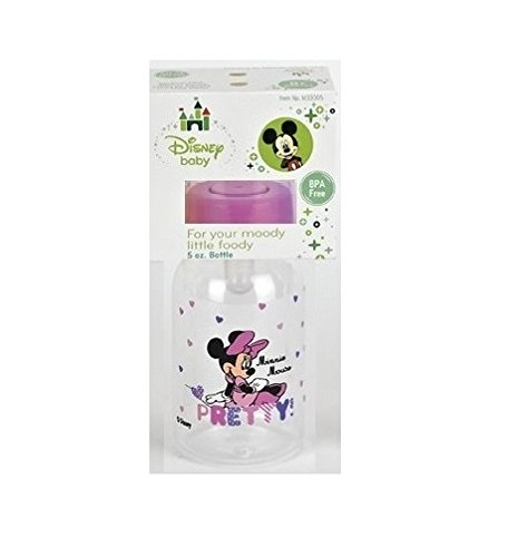 Minnie Mouse Baby Bottle - 1