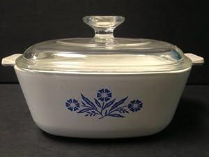 Amazon.com: Vintage Corningware Cornflower Blue 1.5 QT ...