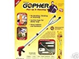 Ontel Products GOPMO2 Deluxe Gopher Pick Up and Reaching Tool Set