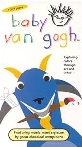 Baby Van Gogh (Includes CD) [VHS]