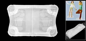 White Silicone Skin Case for Wii Fit Balance Board