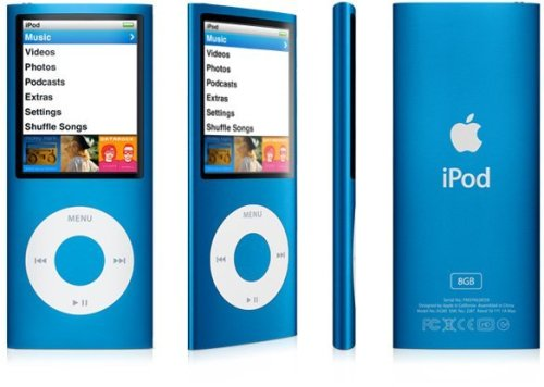 Apple iPod nano 16GB ブルー