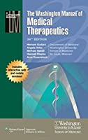 The Washington Manual of Medical Therapeutics, 34th Edition Front Cover