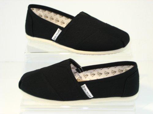 Dunlop New Men Flat Canvas Espadrilles Plimsoles Pumps Deck Shoes
