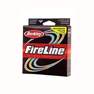 Berkley Fireline 125-Yard Fishing Line by Berkley