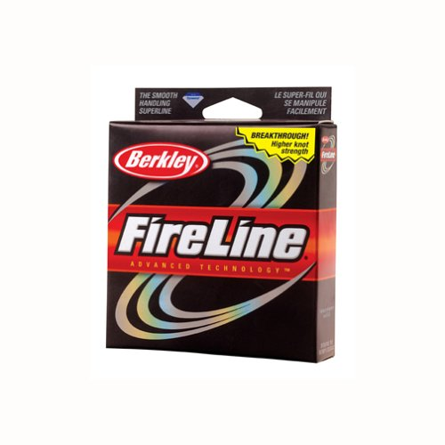 Berkley Fireline 125-Yard Fishing Line