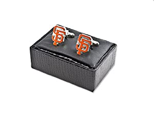 MLB San Francisco Giants Cut Out Logo Cuff Links by aminco
