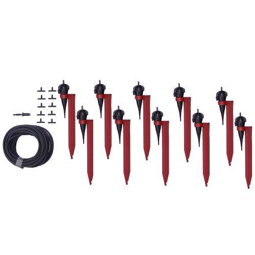 IRISO - Kit d'arrosage goutte à goutte réglable