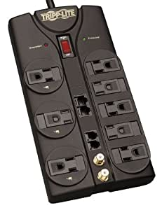 Tripp Lite 8 Outlet Surge Protector Power