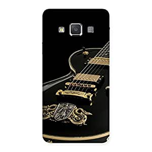 Special Music Guitar Back Case Cover for Galaxy A3