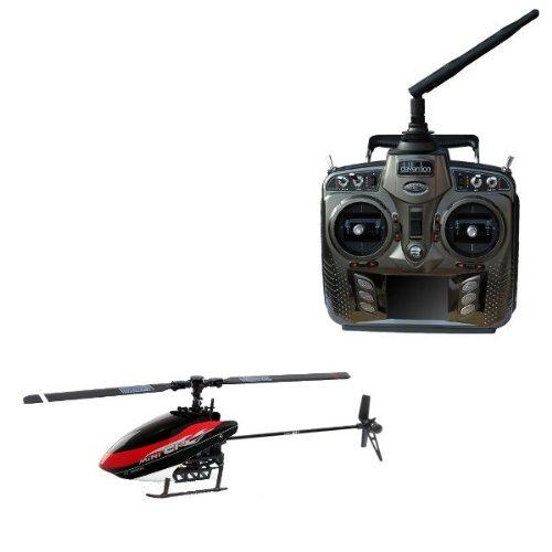 Big Bargain WALKERA Mini CP 6CH RC Helicopter + WALKERA WK-DEVO8S 2.4 GHz Transmitter