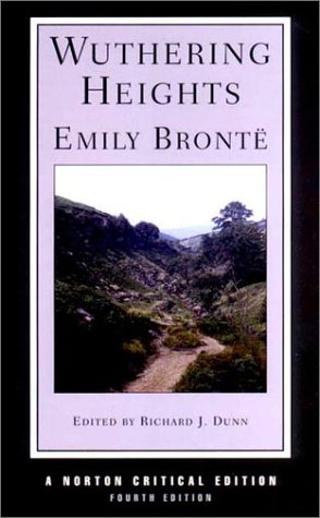 Wuthering Heights by Emily Bronte