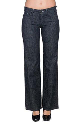 Lee Niki bootcut Jeans signore blu L3303286, Taille:W25/L33