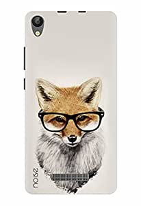 Noise Designer Printed Case / Cover for Lava P7+ / Animated Cartoons / Fox Art