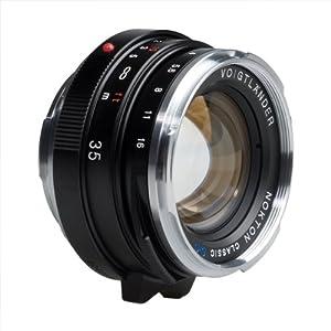 Voigtlander Voigtlander Nokton 35mm f/1.4 Wide Angle Leica M Mount