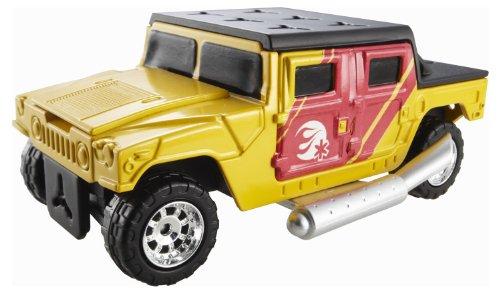 Hot Wheels Custom Motors Power Humvee Set